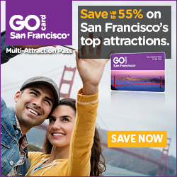 Go San Francisco Card - 50 San Fran Attractions